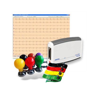 ASPEL AsCARD Coral electrocardiograph