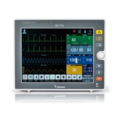 "Bistos BT-770-12.1"" Touchscreen Patient Monitor"
