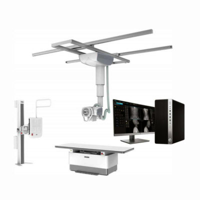 DrGem GXR-SD 400mA Ceiling Mounted Digital X-ray Machine