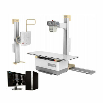 DrGem GXR-SD 400mA Floor Mounted Digital X-ray Machine