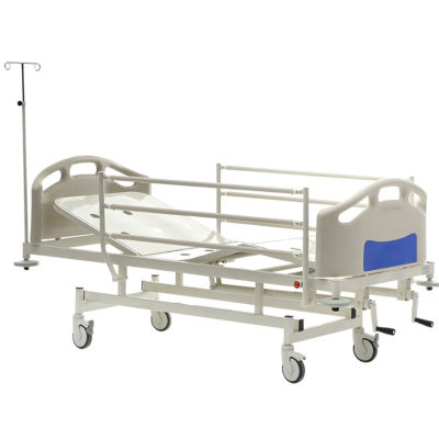 Linealife HKM-UA32 Mechanical Hospital Bed with 2 Adjustment