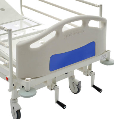 HKM-PB10 MANUAL 2 ADJUSTABLE HOSPITAL BED B