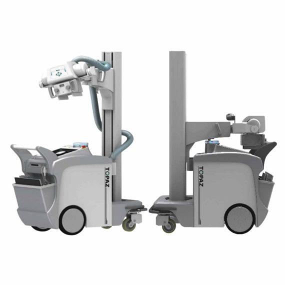 TOPAZ Mobile DR System 2