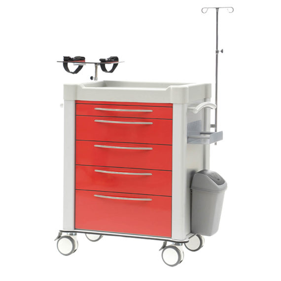 Linealife TECHNOplus TPS-3015 Emergency Carts