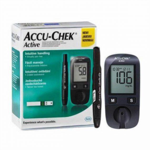 Accu-Chek Glocometer