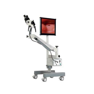 Ecleris C100-FID Binocular Colposcope