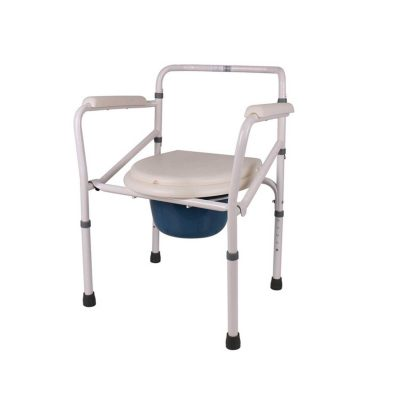 Commode-Chair-with-Armrest