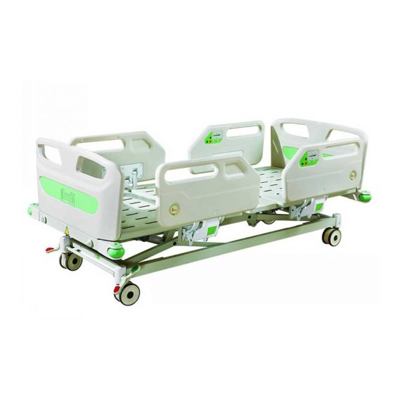 Electrical Hospital ICU Bed (5 Crank)