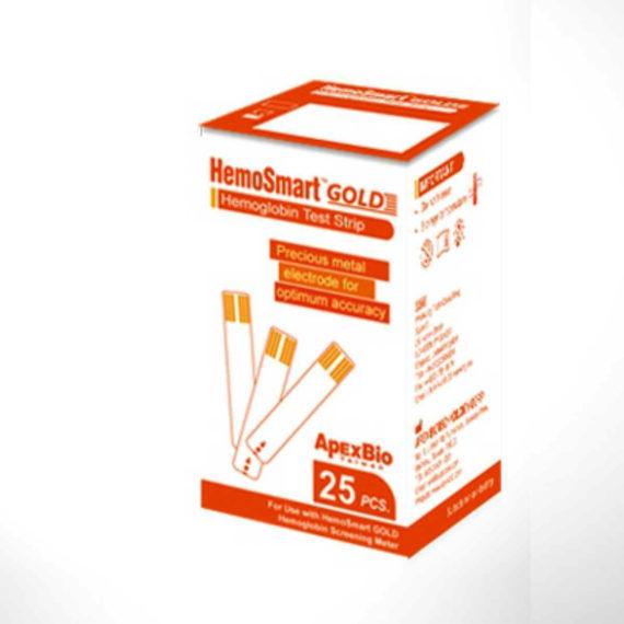 Hemoglobin Strip