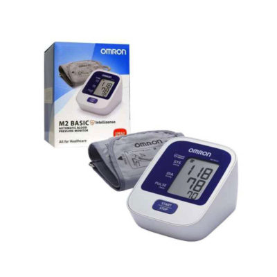 Omron M2 Upper Arm Blood Pressure Monitor Medium Cuff