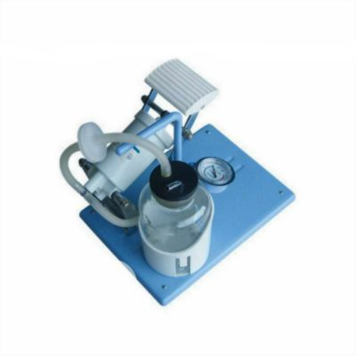 Pedal-Manual Suction Machine