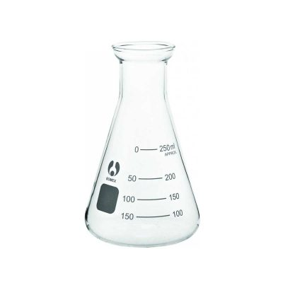conical Glass flask 250ml