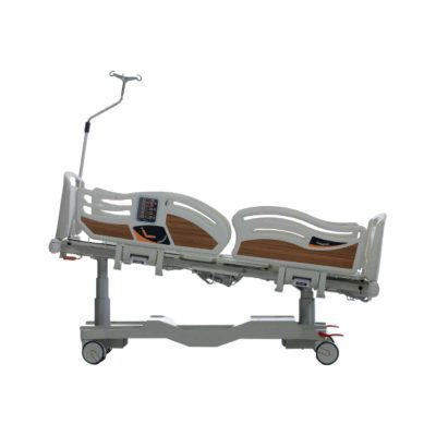 FAULTLESS - 3500 HOSPITAL BED WITH COLUMN MOTORS....