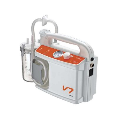 Hersill V7 Plus B Emergency High Vacuum Portable Suction Machine