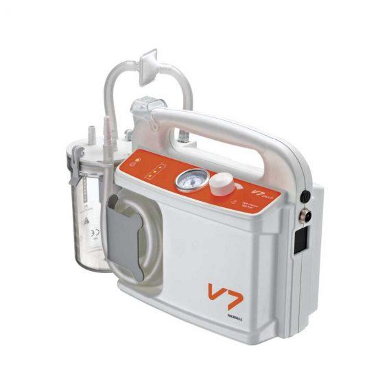Hersill V7 Plus B Emergency High Vacuum Portable Suction Machine