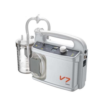 Hersill V7 G Intermittent Low Vacuum Portable Suction Machine