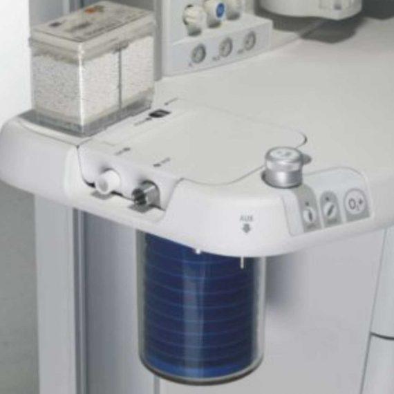 Morpheus M anaesthesia machine..