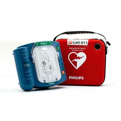 Philip Heartstart Defibrillator