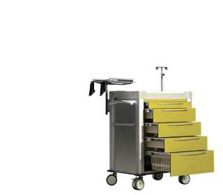 Emergency Cart medical furniture