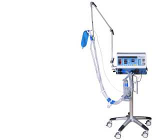 Render SD-H3000B Mobile ICU Ventilator